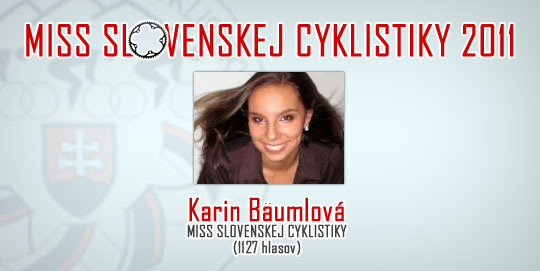 Miss slovenskej cyklistiky