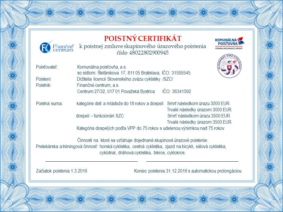 Dôležité informácie pre nahlásenie poistnej udalosti - Slovenský ... 846aaec0a9e