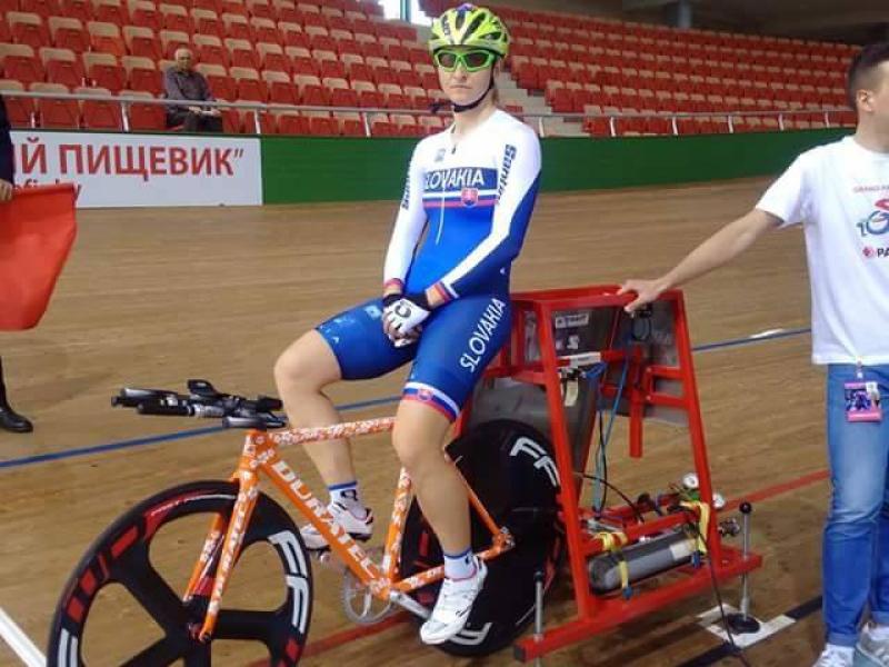Dráhová cyklistika: Dráhová reprezentácia cestuje na preteky svetového pohára