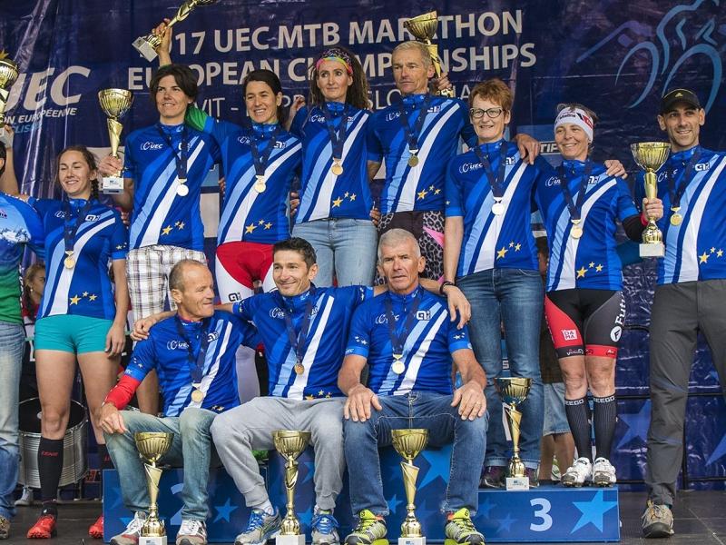 Tituly európskych šampiónov idú do Portugalska a Rakúska, víťazstvá zostávajú aj na Slovensku
