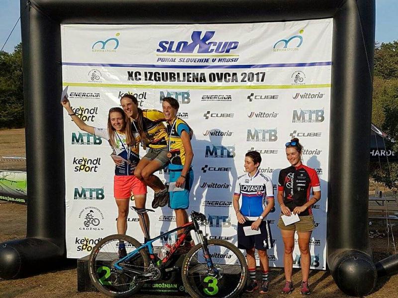 MTB: Naša reprezentácia bodovala na pretekoch UCI C2 v Chorvátsku