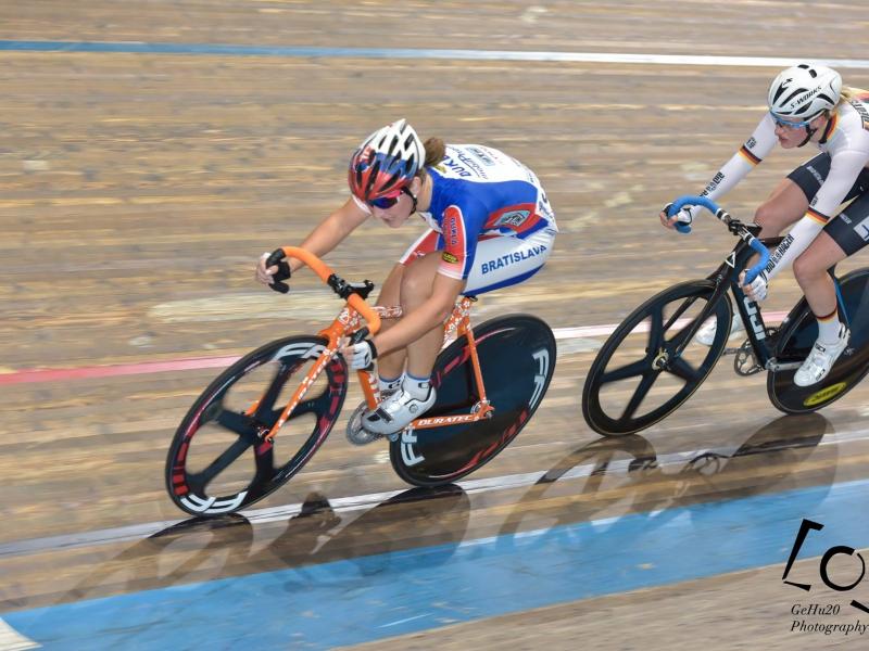 Dráhoví reprezentanti úspešní na UCI pretekoch vo Viedni