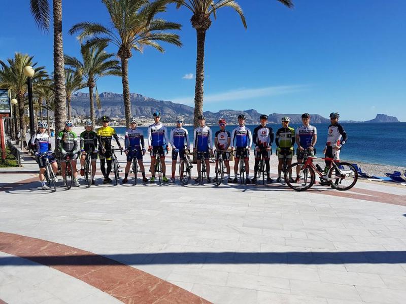 Úvodnú spoločnú prípravu na sezónu zahájila reprezentácia MTB v Španielsku