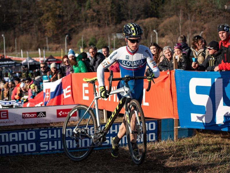 Matej Ulík s 22. miestom na svetovom pohári v cyklokrose