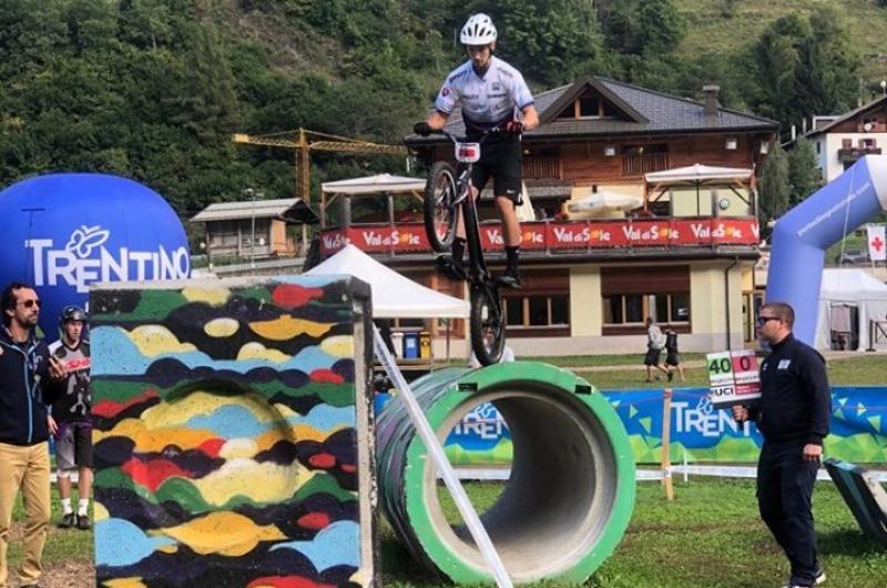 Svetový pohár v cyklotriale: Samuel Hlavatý si prináša ôsme miesto
