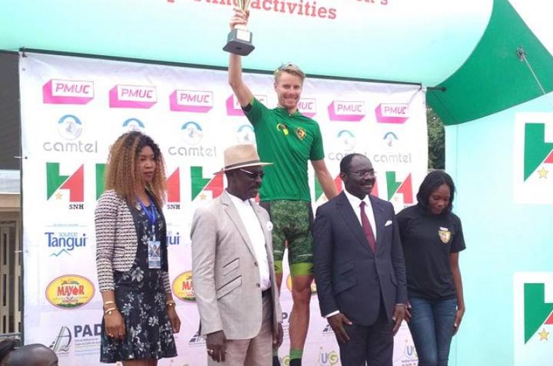 GP Chantal Biya: Čanecký zvíťazil v dvoch etapách, berie zelený dres i druhé miesto celkového poradia