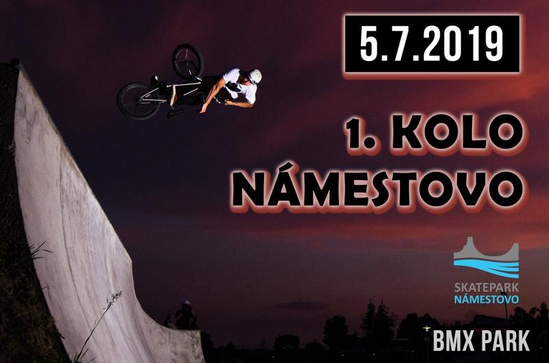 V Námestove v piatok odštartuje tohtoročný Slovenský pohár v BMX freestyle
