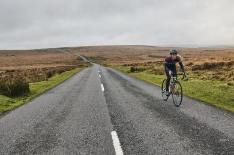 V rámci okresu môžete bez problémov jazdiť na bicykli