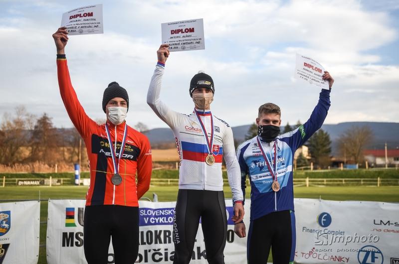 Majstrovské tituly skončili v Dohňanoch aj v Trenčíne, Matej Ulík obhájil vlaňajší triumf