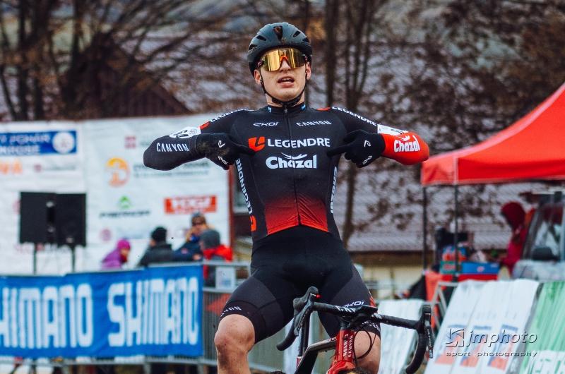Cyklokros pokračoval v Podbrezovej, druhé víťazstvá si pripísali Loockx aj Mellorová
