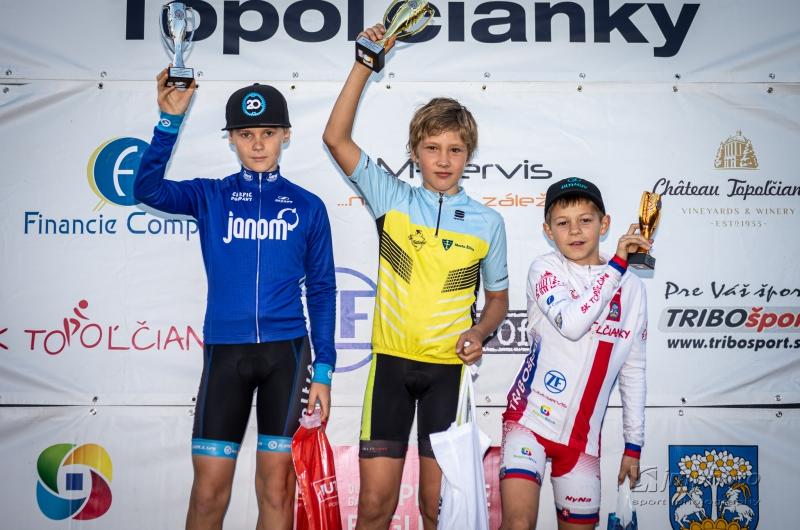 Aernouts si zopakoval výhru aj na C1 v Topoľčiankach, Sokolík najlepším juniorom
