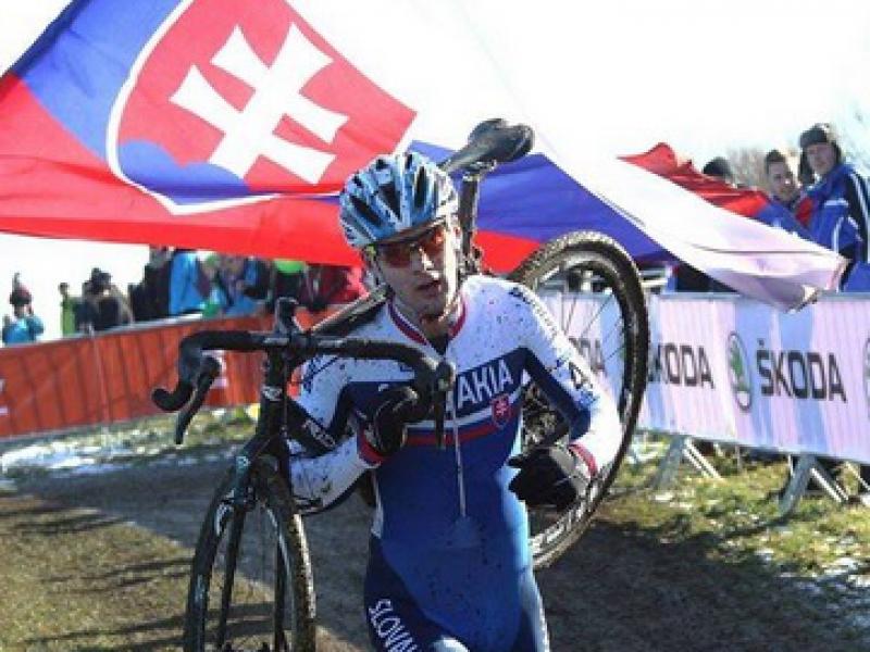 Exkluzívny cyklokrosárky kemp pre mladé talenty zo Slovenska