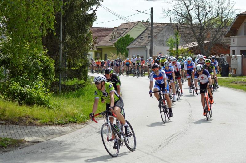 Cyklistický športový sviatok v Kráľovej pri Senci