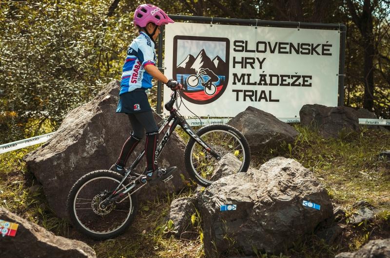 Mladí cyklotrialisti uzavreli sezónu na Slovenských hrách mládeže v Poprade