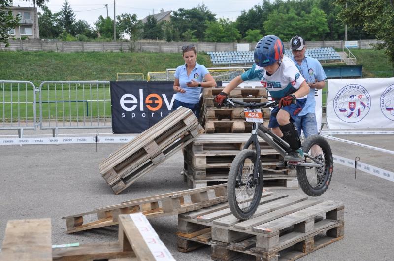 Slovenské hry mládeže Trial & Pumpcup 2019