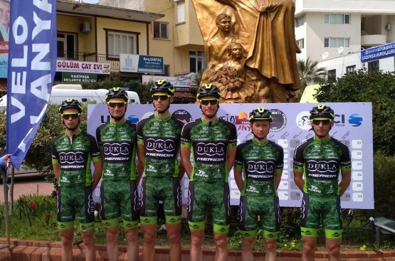 Prvé tohtoročné body UCI získali Dukláci v Turecku