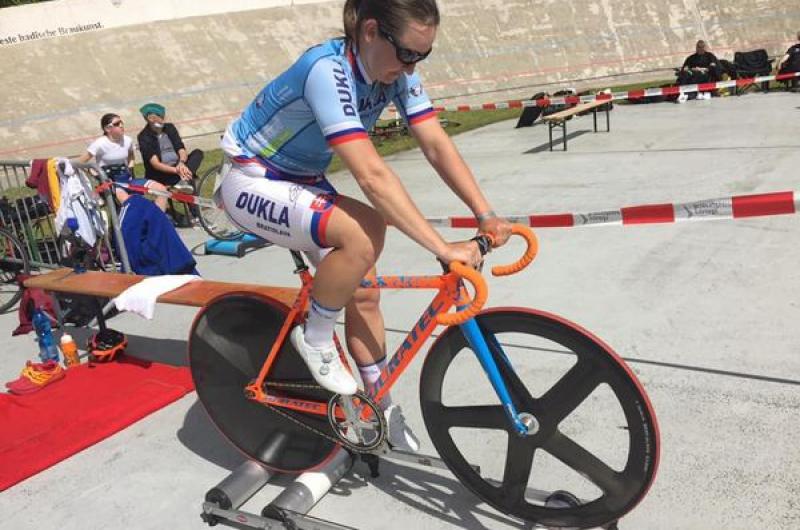 Bačíková bodovala na dráhových pretekoch v Nemecku