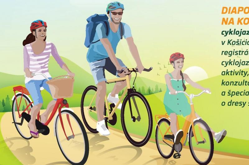Zapojte sa svojimi kilometrami na bicykli do symbolického obídenia Zeme