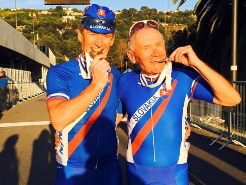 Úspech slovenskej cyklistiky na Európskych hrách