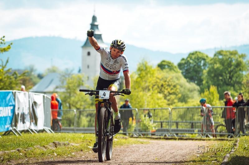 MTB: Martin Haring zvíťazil v pretekoch C1 v Crnej Trave
