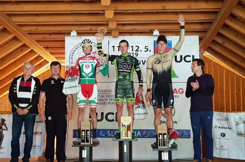 MTB: Víťazmi druhej slovenskej C1 v Drozdove sú Haring a Števková