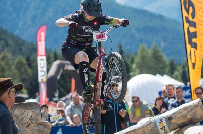 Erika Hlavatá: Snom každého športovca je stáť na stupni víťazov vrcholového podujatia