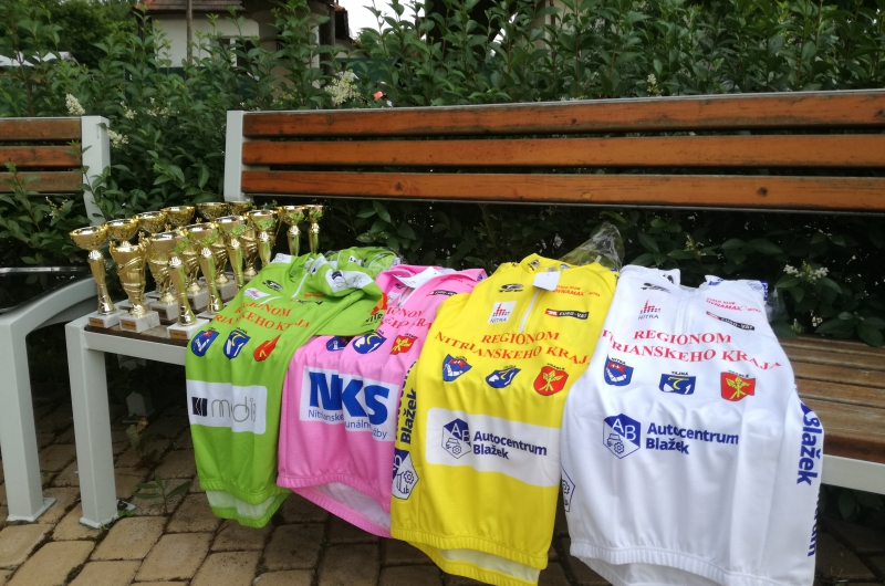 Nitra privíta mladých cyklistov na medzinárodných pretekoch Regiónom Nitrianskeho kraja