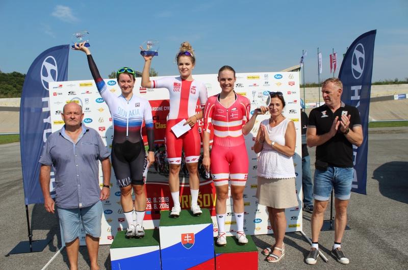 Dráha: Na prešovskom Velodróme súťažila európska smotánka, slovenskí dráhari zbierali úspechy aj v Litve
