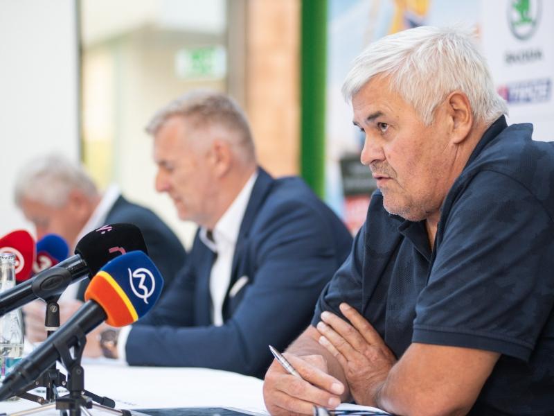 Novinárom a verejnosti sme predstavili 62. ročník Okolo Slovenska
