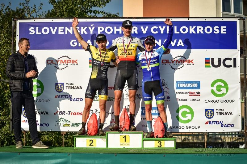 Fotogaléria z 3. kola SP 2019 v Trnave (UCI C2)