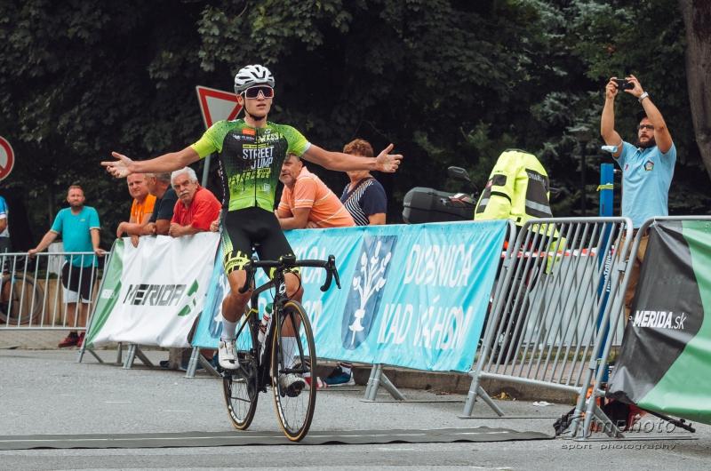 Medzinárodné dni cyklistiky priniesli celkové víťazstvo Kadleca, Svrček zvíťazil v poslednej etape