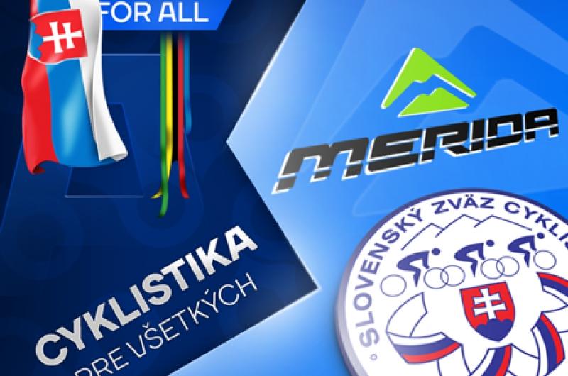 Slovenský pohár Masters MERIDA ROAD CUP 2019 je kompletne pripravený