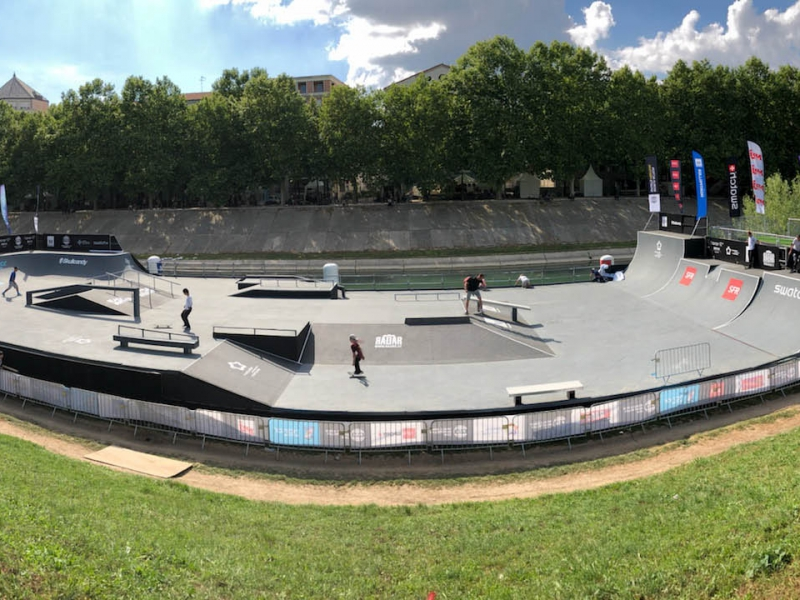 Freestyle BMX jazdci sa zúčastnili 2. kola Svetového Freestyle BMX Pohára vo Francúzsku