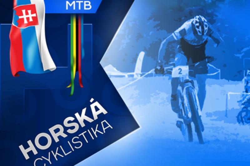 Doplnenie pretekov Slovenského pohára MTB XCO