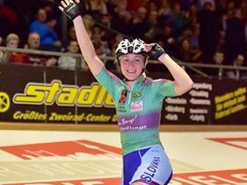 Berlínske šesťdňové preteky priniesli ďalšie úspechy Pavlendovej
