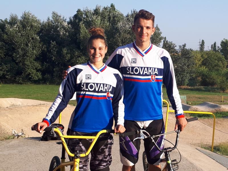 Mladí slovenskí cyklisti budú štartovať na letných OH mládeže v Buenos Aires