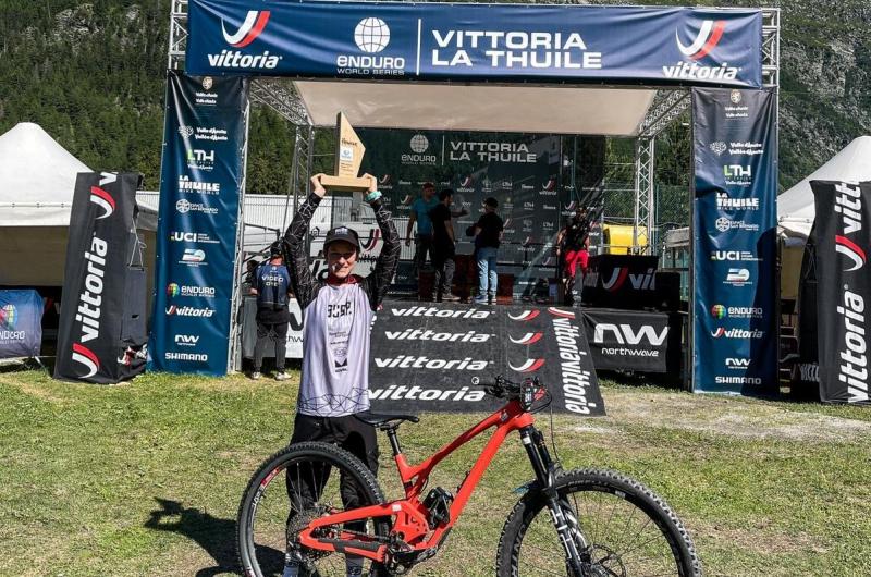 Enduro: Simona Kuchyňková vyhrala dvoje preteky svetovej série enduro EWS