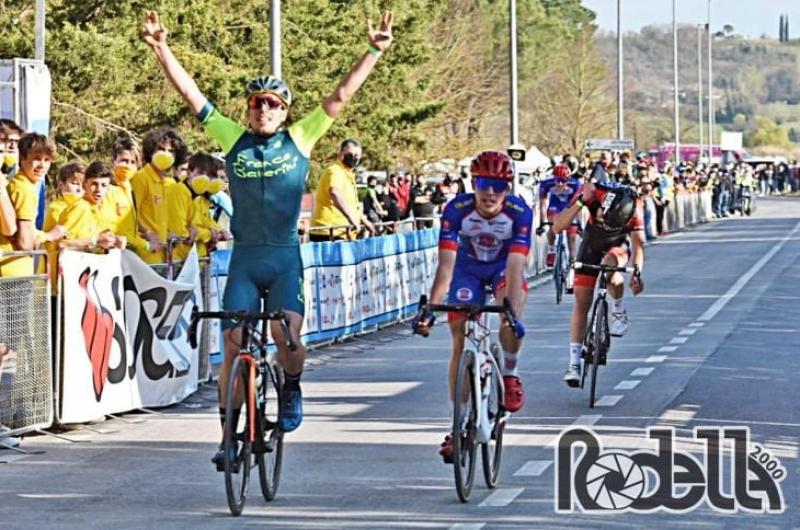 Junior Martin Svrček zvíťazil na pretekoch v Taliansku