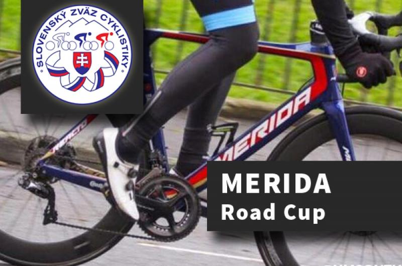 Oznam pre objednávanie štartových čísel na preteky MERIDA ROAD CUP 2021