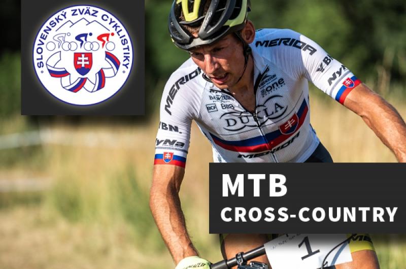 Ponuka na organizáciu pretekov MTB XCO SP a MSR