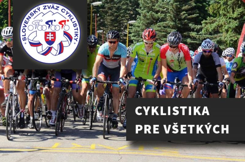 Metodika tvorby kalendára odvetvia SZC – Cyklistika pre všetkých (rok 2021)