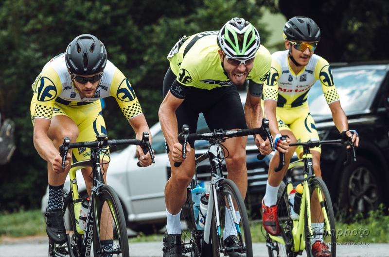 V Tlmačoch sa uskutočnili aj preteky jednotlivcov, po roku bol úspešný opäť Nagy