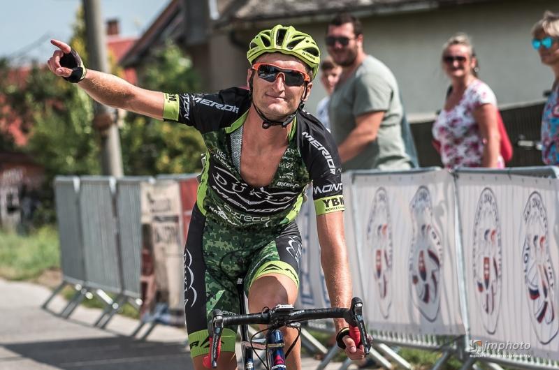 Na poľskej jednorazovke vybojoval Patrik Tybor 2. miesto