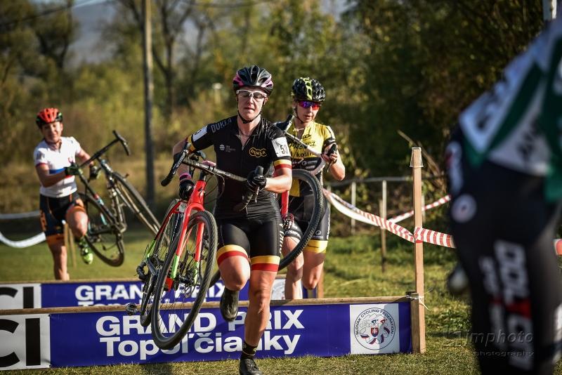 Fotogaléria zo 6. kola SP 2019 v Topoľčiankach (UCI C1)