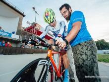 Dráhoví fanúšikovia videli v Prostějove cyklistické divadlo svetovej úrovne