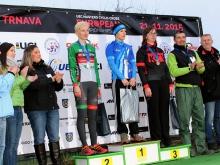 Skvelý cyklokrosový víkend v Trnave