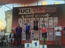 Tatiana Janíčková si z úvodných pretekov svetového pohára odnáša druhé miesto