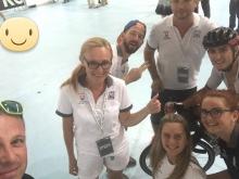 Slovenskí juniori v top 15 na Majstrovstvách sveta na dráhe