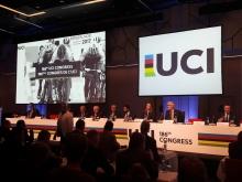 Aigle hlási výmenu stráží, novým prezidentom UCI David Lappartient