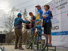 Horskí cyklisti zahájili sezónu v Turčianskych Tepliciach